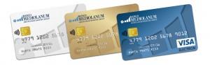 Tarjetas Contactless Banco Mediolanum