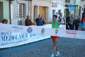 Ganador carrera 15K Atlántico Banco Mediolanum