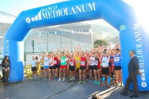 Salida carrera 15K Atlántico Banco Mediolanum