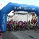 Banco Mediolanum patrocina la carrera ciclista de Urdiaingo Saria