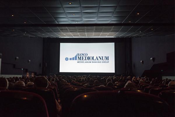 Banco Mediolanum lleva al cine a toda la familia