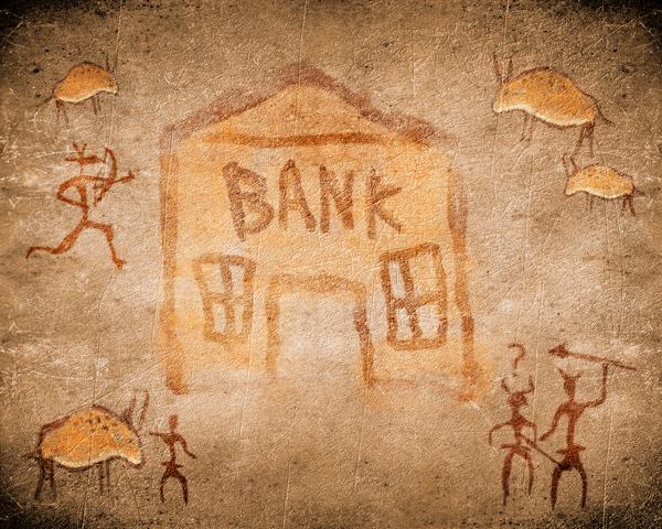 Del banco de la plaza a internet- una historia resumida de la banca