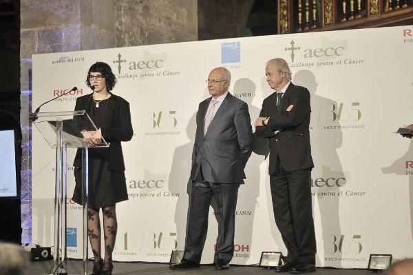 Beca Aecc Cataluña contra càncer_Banco Mediolanum