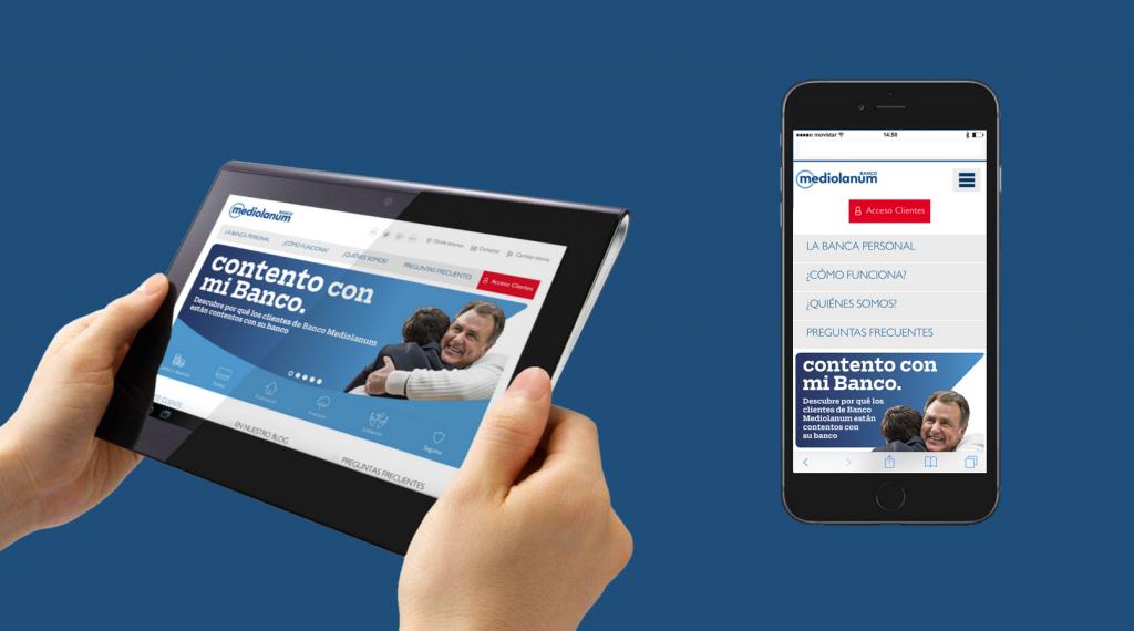 En Banco Mediolanum estrenamos nuevo logo, nueva página web, nueva APP y nuevo nombre para nuestros Consultores