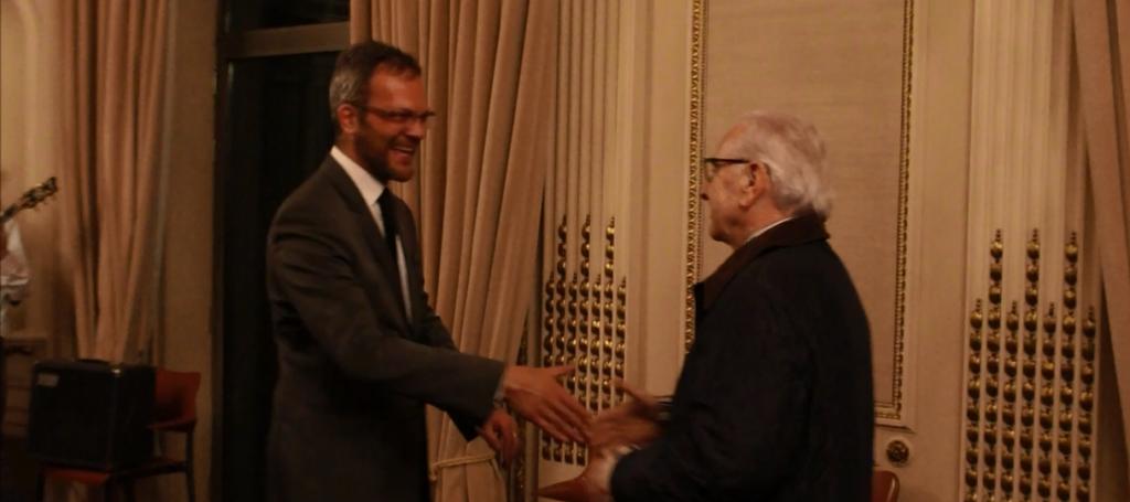 Sergio Felice organiza el 80 cumpleaños del que fue su primer cliente