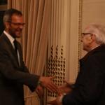 Sergio Felice, Family Banker de Banco Mediolanum, organiza el 80 cumpleaños… del que fue su primer cliente