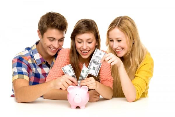 Ahorrar también es de jóvenes