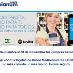 ¡Paga con las tarjetas de Banco Mediolanum y consigue un Mini Ipad!