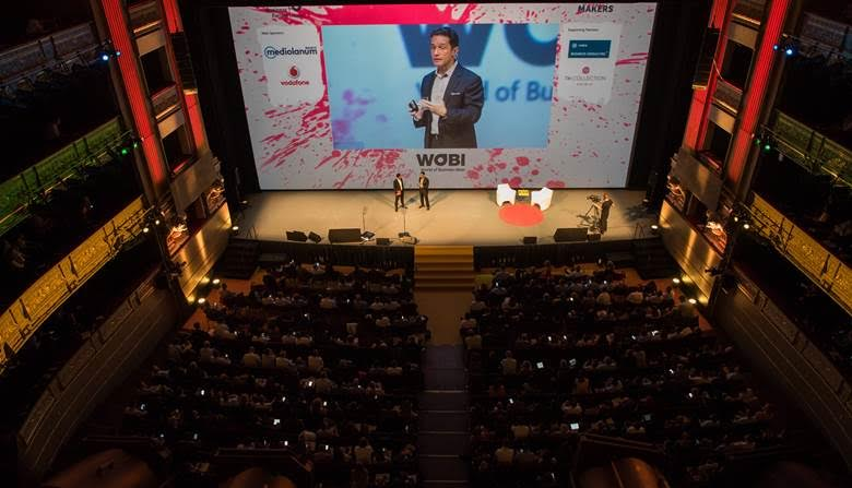 "World Business Forum: ""convertir ideas en proyectos y proyectos en realidades"""