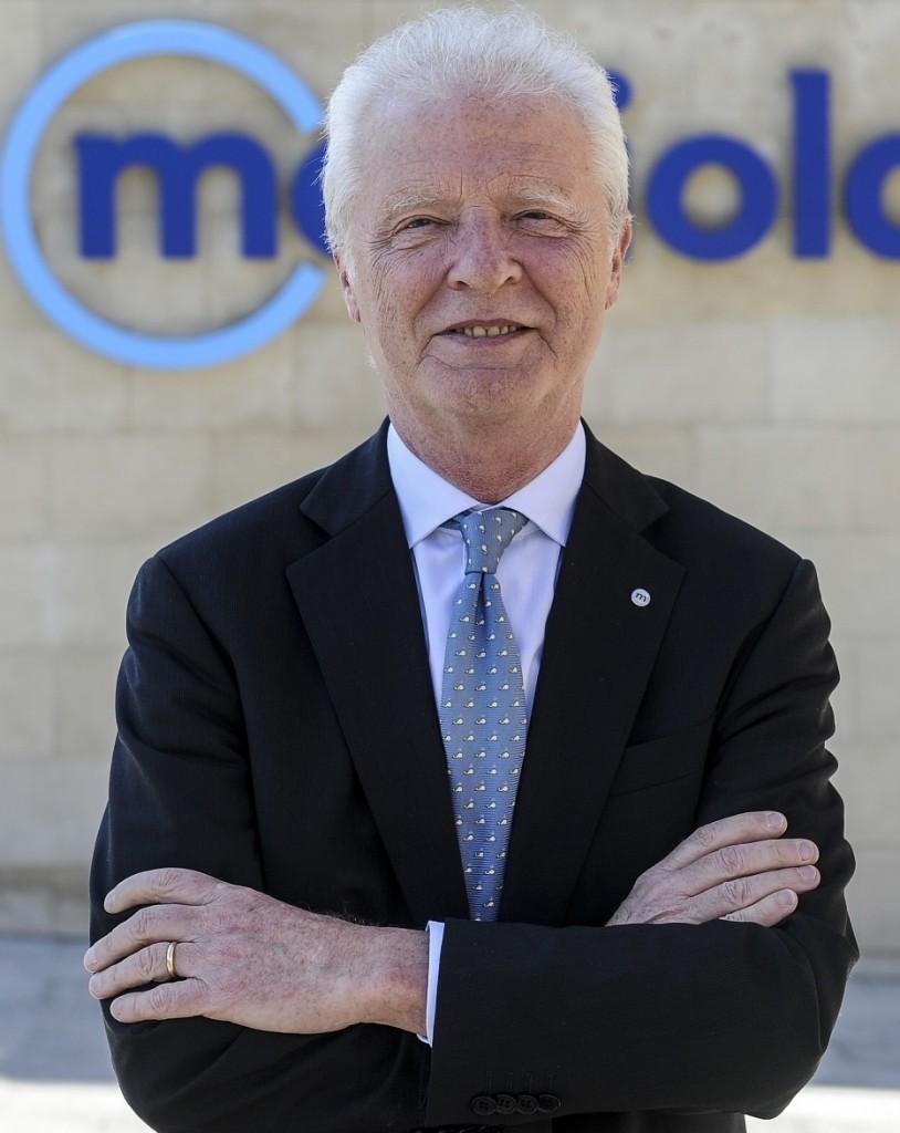 Vittorio Colussi_Consejero Delegado_Banco Mediolanum