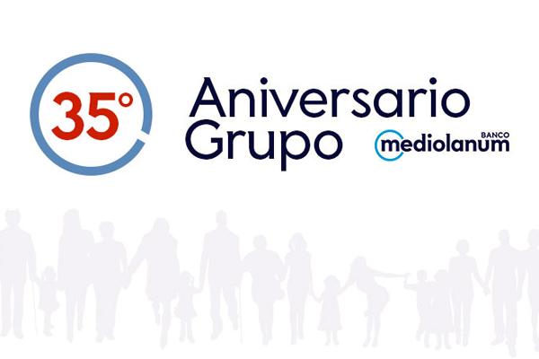 35 aniversario grupo mediolanum