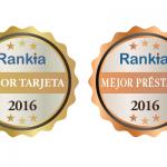 Rankia premia a Banco Mediolanum con dos galardones: mejor tarjeta y tercer mejor préstamo de 2016