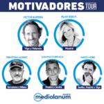 Los mejores consejos que nos ha dejado la segunda gira de Motivadores Tour
