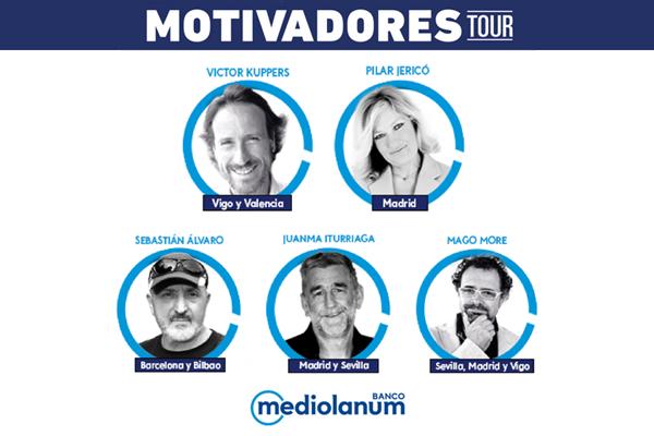 motivadores tour