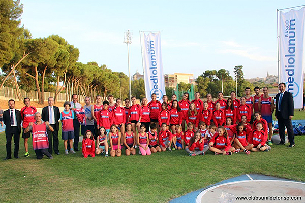 Club de Atletismo San Ildefonso