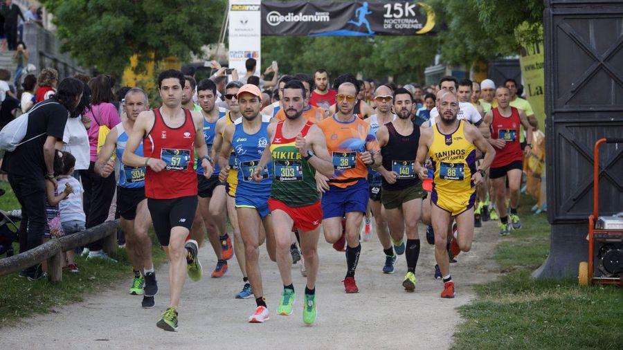 carrera 15 k ourense