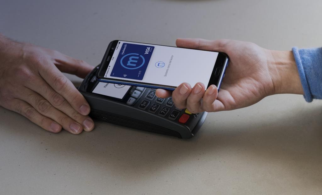 Google Pay en Banco Mediolanum