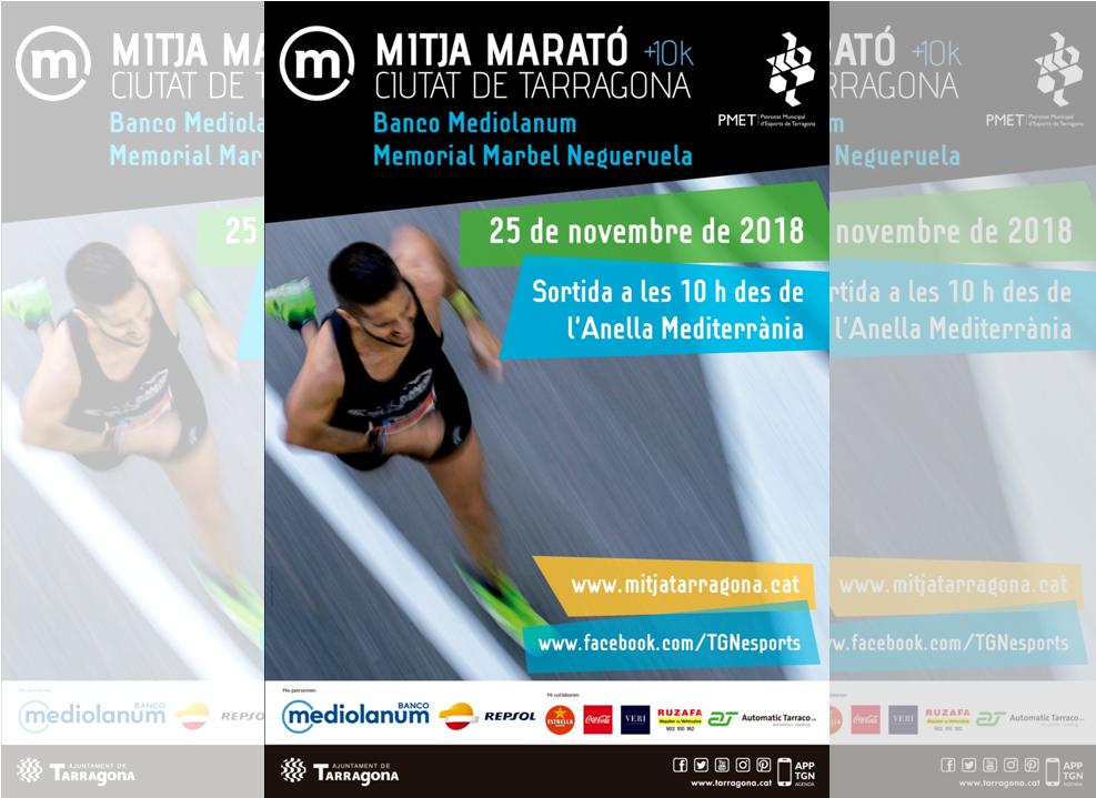 Media maratón Ciudad de Tarragona