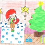 """El concurso """"Dibuja la Navidad"""" ya tiene ganador: ¡con el diseño de María Cinta te deseamos felices fiestas!"""