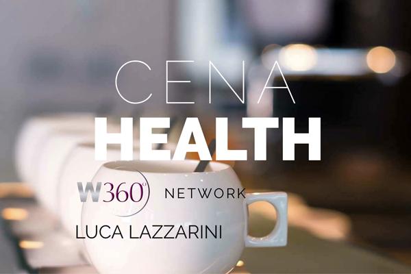 Luca Lazzarini en el Women 360 Congress