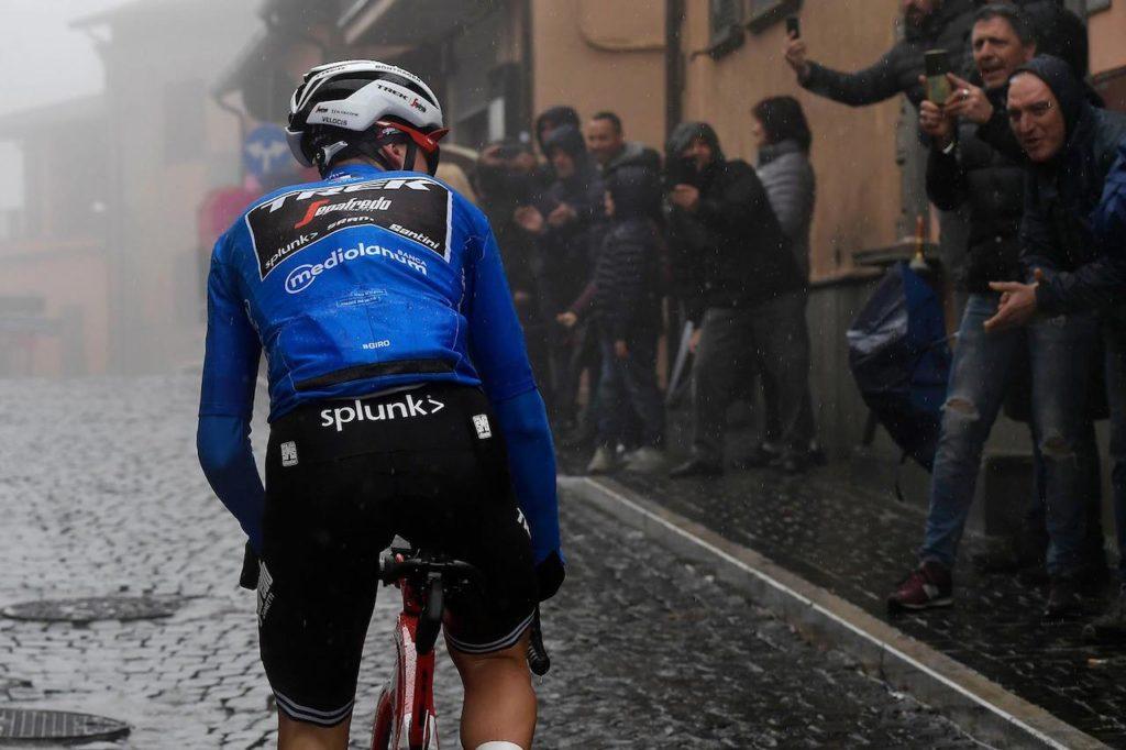montaña Giro de Italia