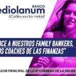 La Cursa de la Dona recorre las calles de Girona con el patrocinio de Banco Mediolanum