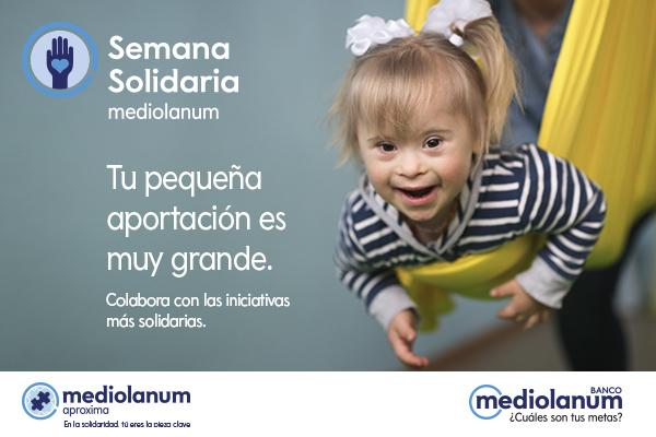 segunda Semana Solidaria