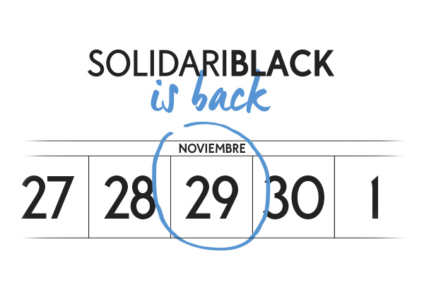 Black Friday solidario de Banco Mediolanum