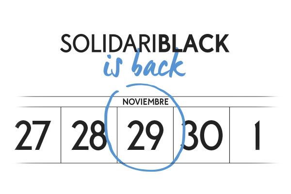 Black Friday solidario de Banco Mediolanum